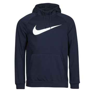 material Men sweaters Nike DF HDIE PO SWSH Blue / White