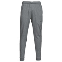 material Men Tracksuit bottoms Nike DF PNT TAPER FL Grey / Black