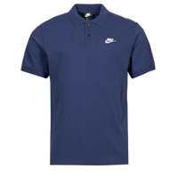 material Men short-sleeved polo shirts Nike NSSPE POLO MATCHUP PQ Blue