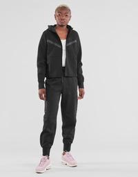 material Women Tracksuit bottoms Nike NSTCH FLC ESSNTL HR PNT Black