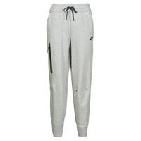 material Women Tracksuit bottoms Nike NSTCH FLC ESSNTL HR PNT Grey