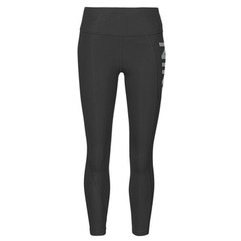 material Women leggings Nike AIR EPIC FAST TGHT 7_8 Black / Silver