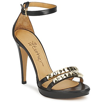 Shoes Women Sandals Eva Turner  Black