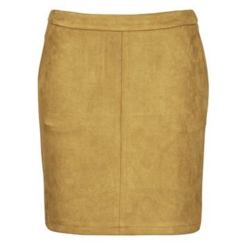 material Women Skirts Vila VIFADDY Cognac