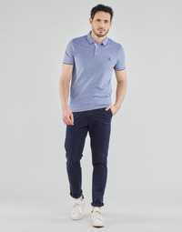 material Men chinos Selected SLHSLIM-MILES FLEX Marine