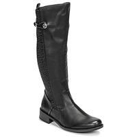 Shoes Women Boots Rieker  Black