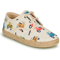 Shoes Boy Low top trainers Citrouille et Compagnie OSTINO Multicoloured