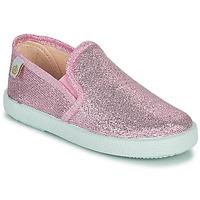 Shoes Girl Ballerinas Citrouille et Compagnie OBILA Pink
