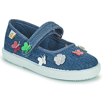 Shoes Girl Ballerinas Citrouille et Compagnie OXINA Jeans