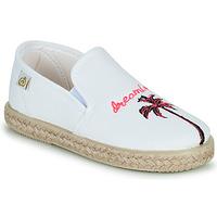 Shoes Girl Ballerinas Citrouille et Compagnie OWAT White