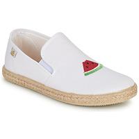 Shoes Girl Ballerinas Citrouille et Compagnie OFADA White