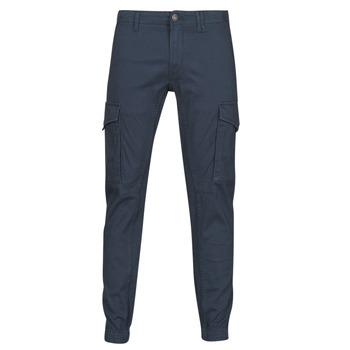 material Men Cargo trousers  Jack & Jones JJIPAUL Marine