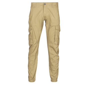 material Men Cargo trousers  Jack & Jones JJIPAUL Beige