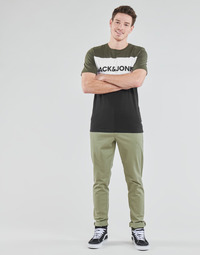 material Men chinos Jack & Jones JJIMARCO Kaki