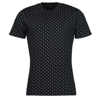 material Men short-sleeved t-shirts Jack & Jones JJMINIMAL Marine