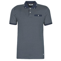 material Men short-sleeved polo shirts Jack & Jones JPRBLABOLTON Marine