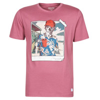 material Men short-sleeved t-shirts Jack & Jones JORDAAYS Pink