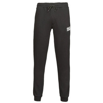 material Men Tracksuit bottoms Jack & Jones JJIGORDON Black