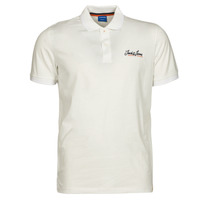 material Men short-sleeved polo shirts Jack & Jones JORTONS White