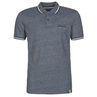 material Men short-sleeved polo shirts Jack & Jones JORTONS Marine