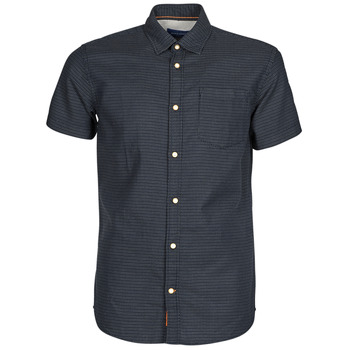 material Men short-sleeved shirts Jack & Jones JORABEL Marine