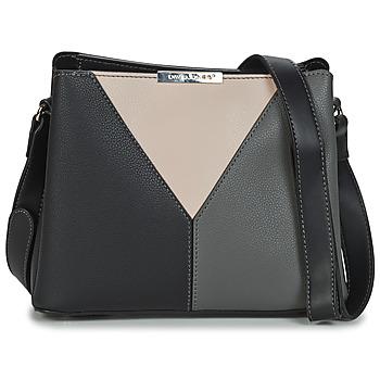 Bags Women Shoulder bags David Jones  Black