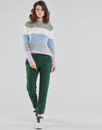 material Women chinos Only ONLGLOWING Green