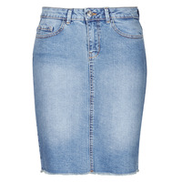 material Women Skirts Only ONLELIZA Blue