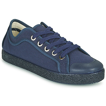 Shoes Women Low top trainers Dream in Green OBRINDILLE Marine