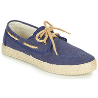Shoes Men Low top trainers Dream in Green ONATU Blue