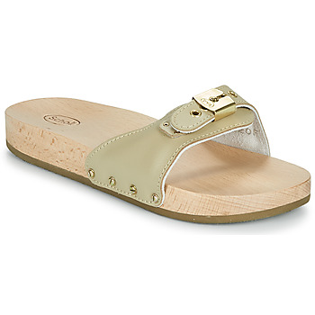 Shoes Women Mules Scholl PESCURA FLAT Beige