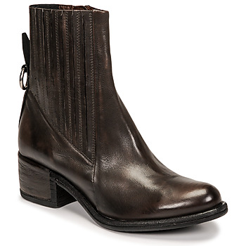Shoes Women Mid boots Airstep / A.S.98 OPEA Brown