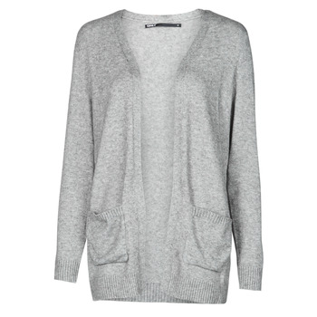material Women Jackets / Cardigans Only ONLLESLY Grey