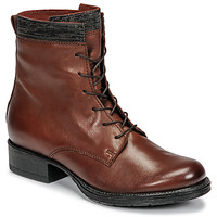Shoes Women Mid boots Mjus NORTON Brown