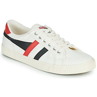Shoes Men Low top trainers Gola TENNIS MARK COX White / Black / Red