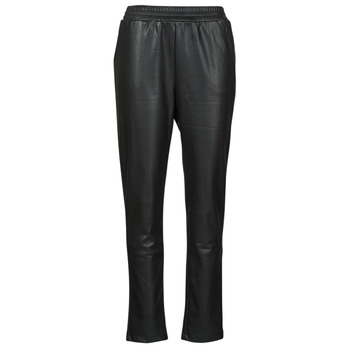 material Women 5-pocket trousers Yurban OPATI Black