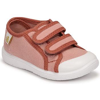 Shoes Girl Low top trainers Citrouille et Compagnie GLASSIA Dahlia
