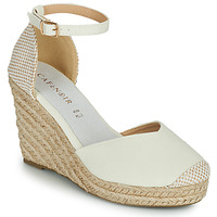 Shoes Women Sandals Café Noir FRILIA Beige