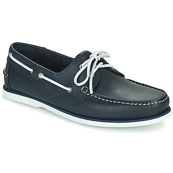 Shoes Girl Ballerinas Pellet Vendée Blue