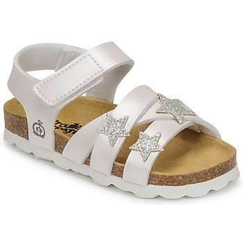 Shoes Girl Sandals Citrouille et Compagnie OKILIA White