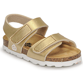 Shoes Girl Sandals Citrouille et Compagnie BELLI JOE Gold