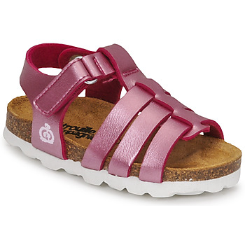 Shoes Girl Sandals Citrouille et Compagnie MALIA Pink