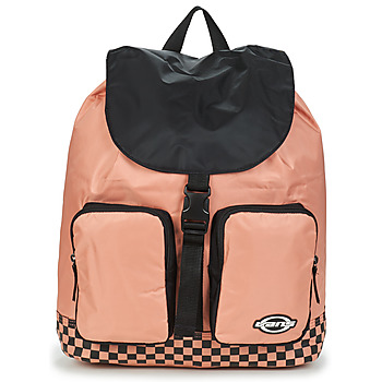 Bags Women Rucksacks Vans WM GEOMANCER II BACKPACK Pink / Dawn