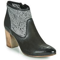 Shoes Women Ankle boots JB Martin DENTEL Black
