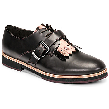 Shoes Women Derby shoes JB Martin BALIDAY Prune