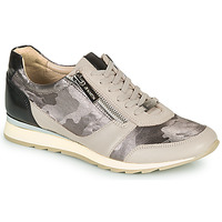 Shoes Women Low top trainers JB Martin VERI Army / Stone