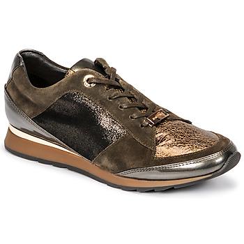 Shoes Women Low top trainers JB Martin VILNES H18 Kaki