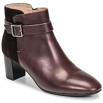 Shoes Women Ankle boots JB Martin AELIS Bordeaux