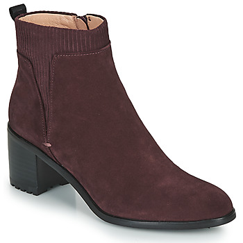 Shoes Women Ankle boots JB Martin BOMBAY Bordeaux