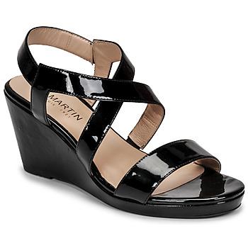 Shoes Women Sandals JB Martin QUETZA Black
